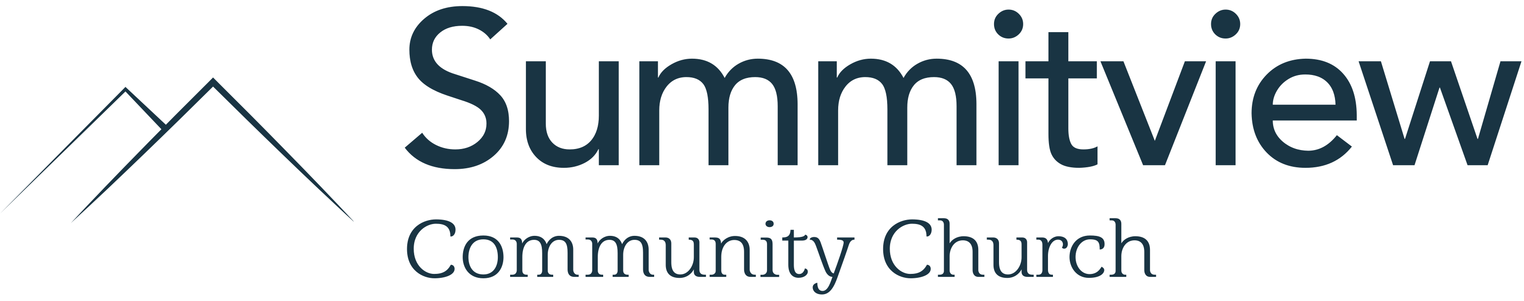 Summitview Community Church